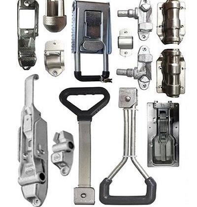 Akcesoria części do przyczep